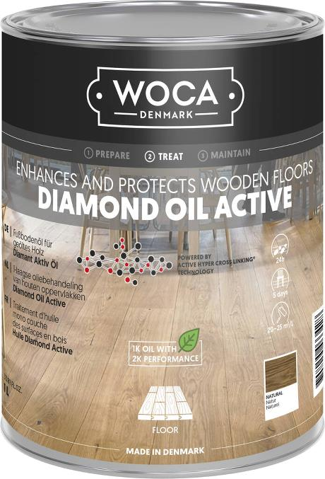 diamond oil active natural